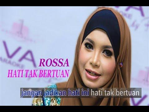 Rossa - Hati Tak Bertuan -  Left Karaoke -  Beautiful Lombok