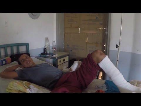 Lack of medicine, doctors perpetuates Venezuela's national crisis