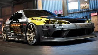 Need for Speed Payback | S15 Silvia DRIFT BUILD