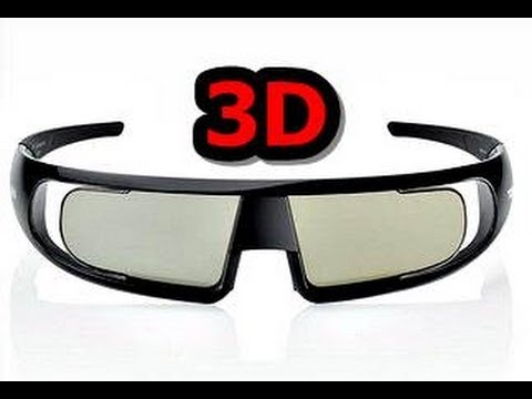 toshiba 3d brille fpt ag02g unboxing test active 3d glasses youtube. Black Bedroom Furniture Sets. Home Design Ideas