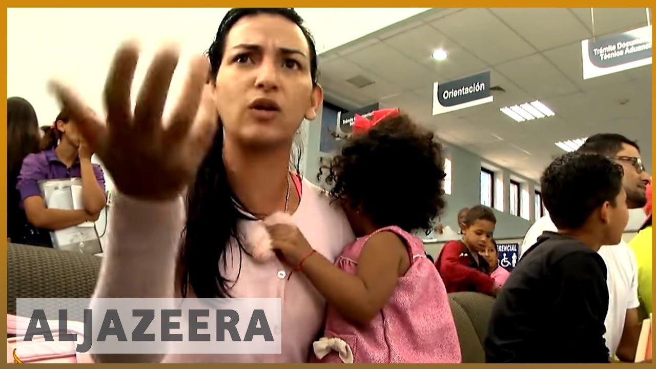 ???????? Venezuela migrant crisis: Peru imposes new entry restrictions | Al JAzeera English
