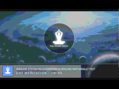 Immune System Regeneration & Healing Naturally Fast Meditation