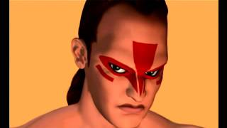 Virtua Fighter 3tb (Dreamcast) Arcade as Lau
