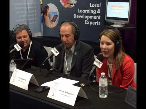 Trade Show Radio Interview with Jim & Wendy Kirkpatrick