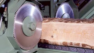 Most Satisfying Sawmill Machine Factory - Fastest Woodworking Operate