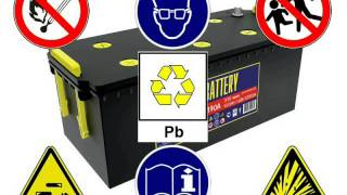 видео Химические источники электрической энергии