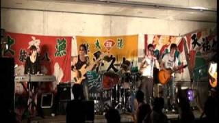 2010/7/4(sun) 小樽高島祭りでのアンコール曲。