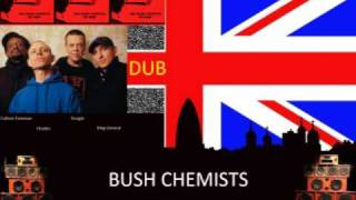 Bush Chemists & Culture Freeman - Dread in a Babylon
