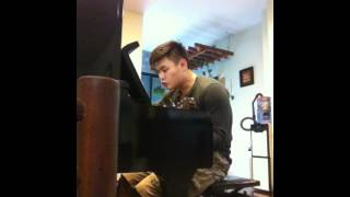 [Trung Quân Idol] Chuyện mưa (Piano + Guitar Cover)