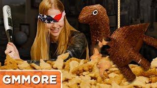 Dinosaur Nuggets Piñata