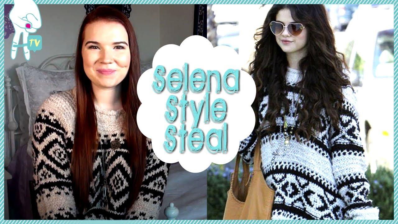 Beautybaby44 39 S Selena Gomez Street Style Ootd Ep 77 Youtube
