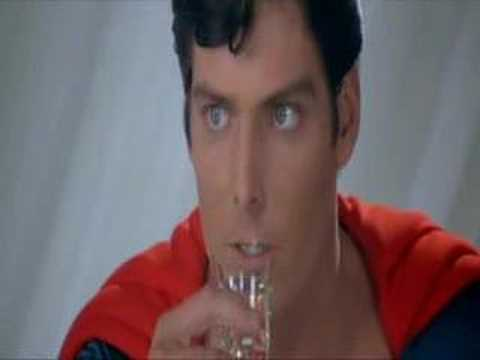 Christopher reeve Superman Tribute