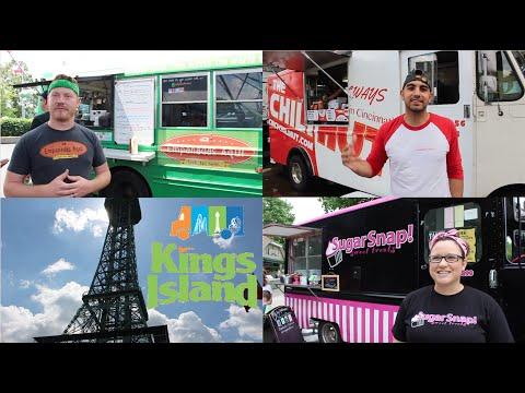 Kings Island Food Truck Festival