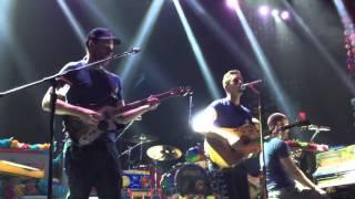 Coldplay sparks 13 Nov 2015