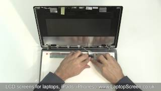 How to replace laptop screen / Fixing LCD Acer Aspire E15