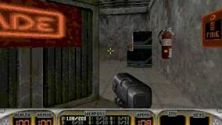 Duke Nukem 3D (PC) Gameplay