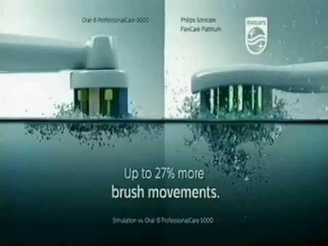 Philips Sonicare 2015 Commercial