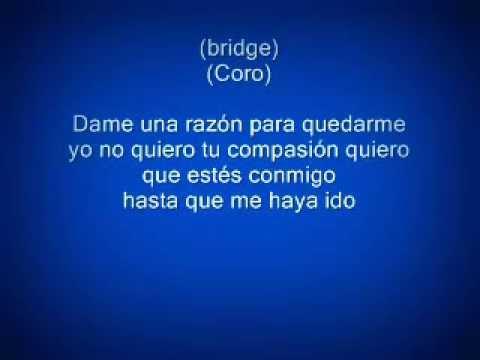 Camila  - Abrazame♥ ( Letra )
