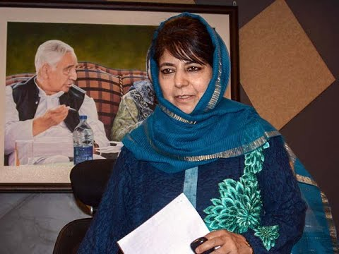 Only the illiterate speak about war: Mehbooba Mufti on Pulwama fallout