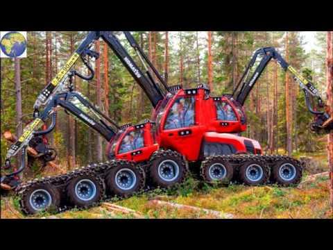 Heavy Equipment Woodwork machinery YK WORLD Amazing Modern Intelligent Mega TECHNOLOGY
