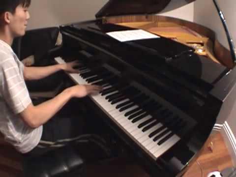 Coldplay - Clocks (piano)