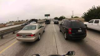 I-5 Santa Ana Freeway - Northbound