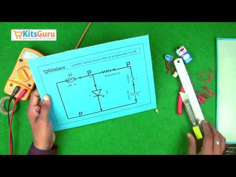 HOW TO MAKE PAPER CIRCUIT