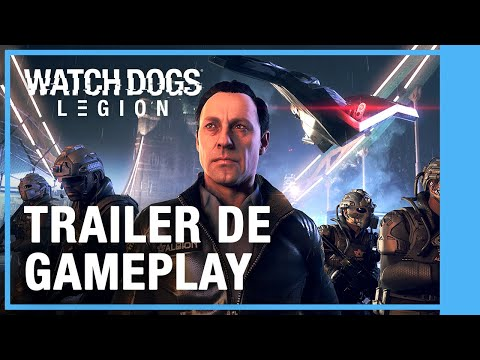 Watch Dogs: Legion - Vistazo al Gameplay |  Trailer
