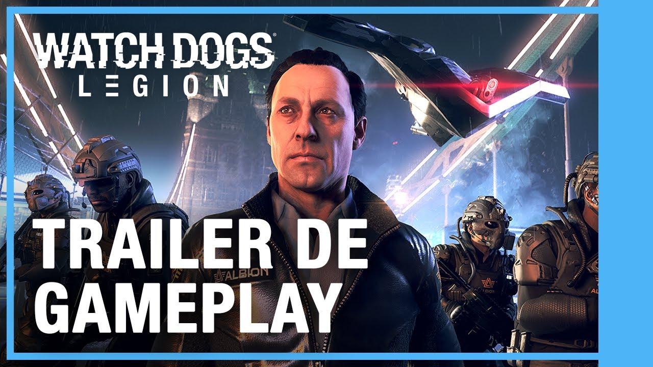 Watch Dogs: Legion - Vistazo al Gameplay | Trailer