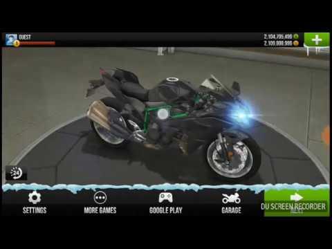 Hướng dẫn tải game đua xe máy hack cho android