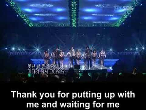 SG Wannabe.Partner For Life.060514.Eng Subbed