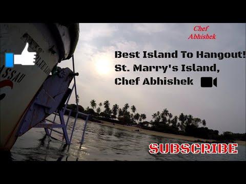Best island St. Mary's Islands, udupi, Karnataka Goa India