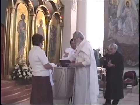 The Baptism of Sofia Karapatakis