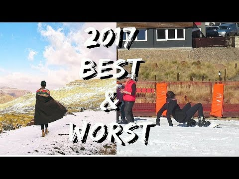 BEST and WORST Travel Moments 2017 - India, South Africa, Lesotho ◊ FrameAmbition