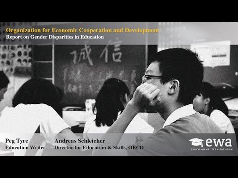 2015 OECD Report on Gender Disparities in Education