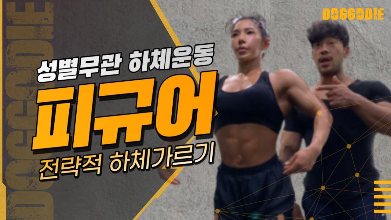 [DOGGODIE] 피규어 김세미 선수 하체운동