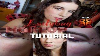 ~Ladybug Makeup Tutorial!~ Thumbnail