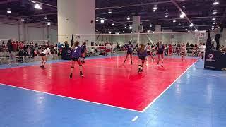 Club One 15 Gold Volleyball - Day 2 - SCVA #peyton #ivett #jeorgia