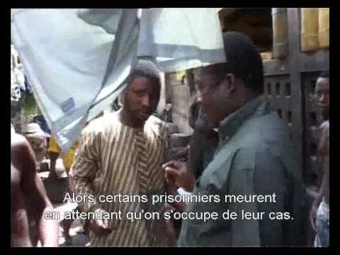 Prison Fellowship Benin-Legal Aid to Inmates (French Subtitles)