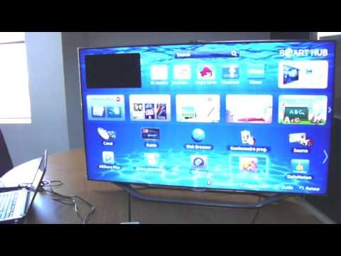 Samsung Ue46es8007u Видео