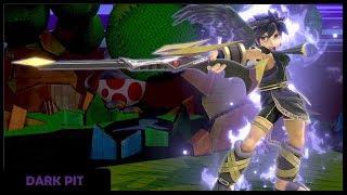 Super Smash Bros Ultimate (Classic Mode): Episode 7 - DARK PIT