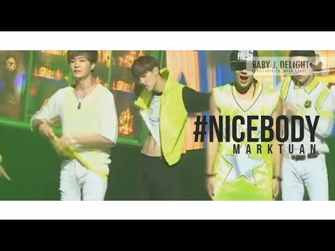 [GOT7] 마크 MARK : NICE BODY♥ #STOPMARKTUAN2014