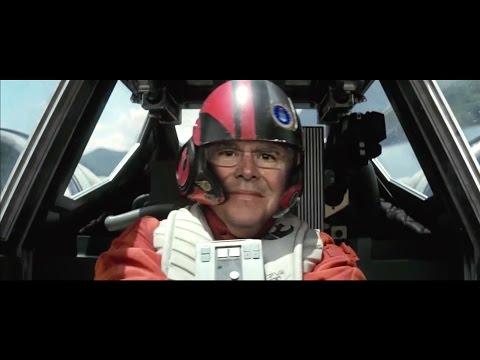 Star Wars: The Force Awakens - Donald Trump Parody Trailer