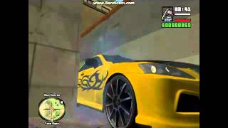 Обзор GTA San Andreas B 13 NFS 2011