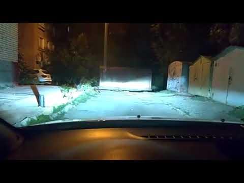 РЕНО ЛОГАН 3 НА LED ЛАМПАХ Н7 М2 (ОТЗЫВ ПОКУПАТЕЛЯ)