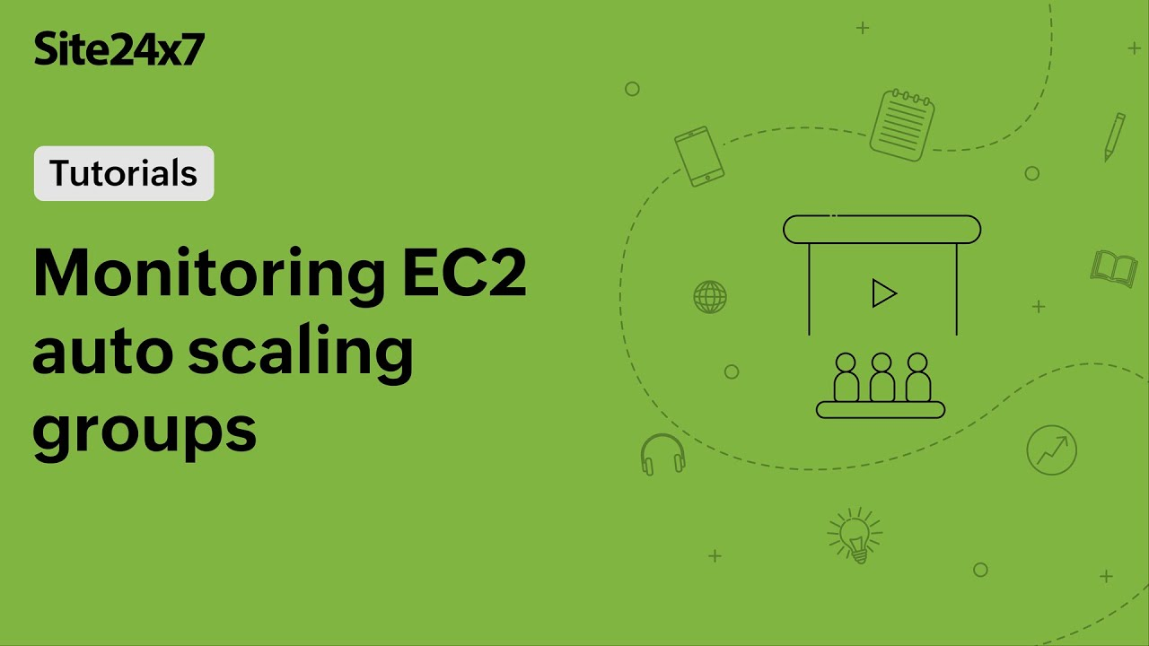 EC2 Auto Scaling in Site24x7