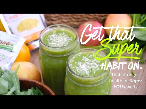 Super Green Smoothie | The Superfood Grocer Philippines