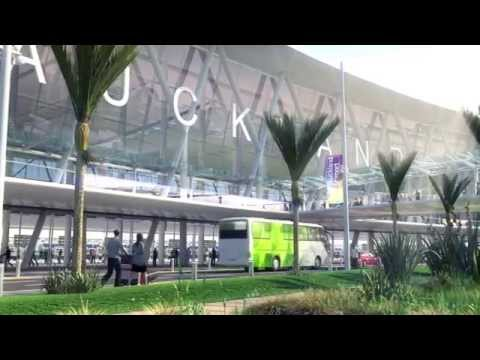 Auckland Airport Vision to 2044