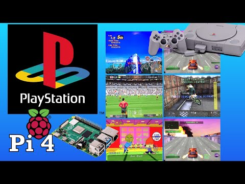sony-playstation-1-raspberry-pi-4-emulator-lakka-retroarch-games-test