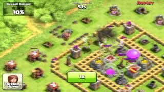 [HD] Clash Of Clans : Episode 2 Défense hv 7